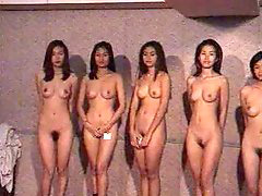 Asian, Nude, Nude contest, Sian, Andy, Contest