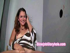 Gloryhole, Allie haze, Big dick, Allie, Haze, Naughty allie