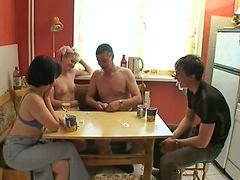 Russian, Swingers, Swinger
