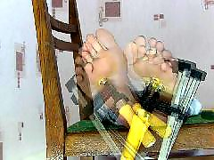 Torturing, Torture foot, Foot torture, Amateur foot, Torture, Tortured