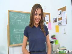 Sabrina, High teen, Y tá, Y tas, Y ta, Teen schoolgirls