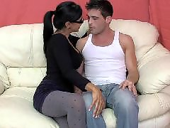 Therapiste, Parte sex, Part sex, Strap-on anal, Strap on sex, Shy sex