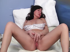 Shaving, Young girl, Big tits solo, Big tits brunettes, Shaved solo, Big tit milf