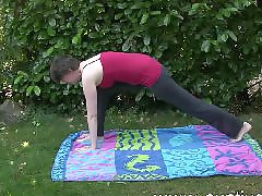Yogas, Yogaes, Sexy matures, Sexy yoga, Sexi mature, Milf outdoors