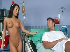 護士肛交, 护士口交, 奶油,肛门, 亚洲护士nurse, 亚州人肛交, 丿丨