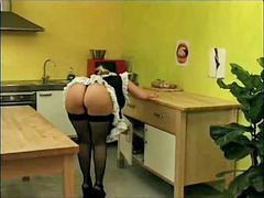 Kitchen, French, Maid