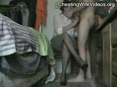 Mature, Cheating, Wife, Cheating wife