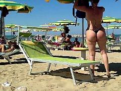 Na pláži, Voyér