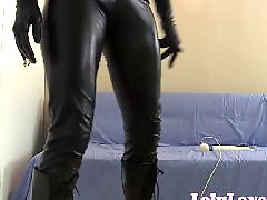 Amateur, Leather