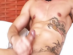 Stroking, Gay latin, Latin gay, Gay wank, Wank guy, Wank gay