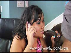 Mientras habla, Le habla a su esposo, Hablando marido, Habladoras, Hablando, Teléfono