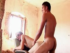 Interracial anal, Gay interracial bareback, Hard anal, Gay interracial, Gypsy, Anal interracial