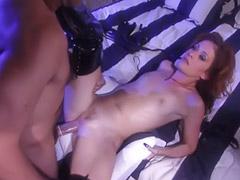 Boots, Mistress spanking, Hard anal, Femdom asian, Asian spanking, Femdom spanking