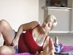 Mature, Short hair, Milf, Mature masturbation