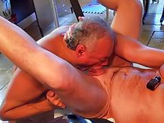 Gay, Pump, Big cock, Anal