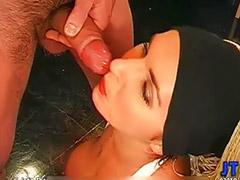 Échange de sperme, Vagin sucer, Suce salope, Salope gros seins