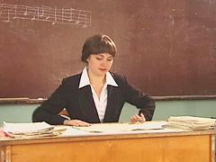 Teacher, Russian