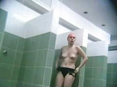 Room shower, Shower