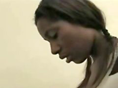 Teen, Ebony teen, Danish