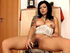 Tits playing, Tits play, Tit play, Playing huge, Play dildo, Play toy