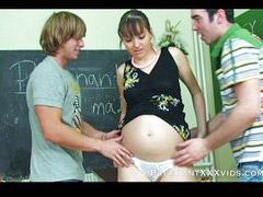 คนท้อง, กี, ตั้งครรภ์
