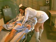 Roses calientes, Paciente enfermera, Horny por, Paciente