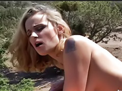 Interracial, Interracial anal, Blond milf, Big cock blowjob, Big ass fuck, Big ass blonde