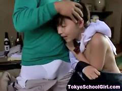 Japanese, Schoolgirl, Japaneses, Blowjob, Japan girl