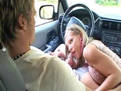 Cuties, Cutie, Car blowjob, Blowjobs car, Blowjob car, Cutie blowjob