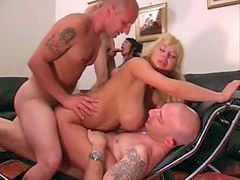 Mature anal, Anal mature, Double anal, Double