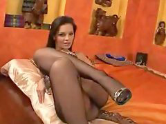 Pantyhose, Black