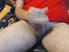 Masturbação, olhando, Masturbações masculino, Punheta amador, Púnheta amador, Assitir