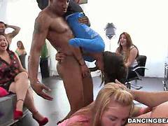 Lore, Party blowjob, Salon n, Salon hair, Hair salon, Dick party