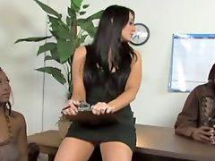 Bestrafen männer, Bei der arbeit