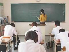 Maria ozawa, School, Teacher