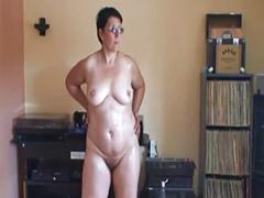 Striptease, Bbw, Bbw mature, Bbw solo, Mature