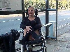 Voyeur, Handicap