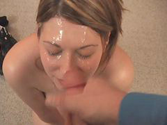 Cum drenched, Her cum, Hot face, Hot cum, Hot brunettes, Hot brunette